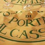 صورة فوتوغرافية لـ Osteria di Porta al cassero