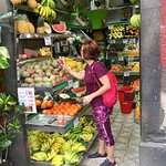 Bilde fra Mercado de Vegueta