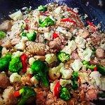 Thai Pork fried rice