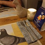 Billede af Belgian Pigeon House