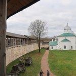 Bilde fra Izborsk Fortress