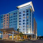Hyatt House across from Universal Orlando Resort