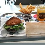 Burger Project照片
