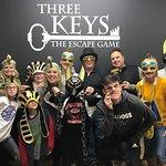 Foto de Three Keys Escape Game - Atlanta (Suwanee)