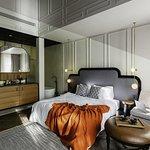 Deluxe room type
