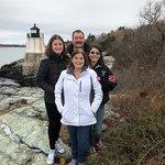 Bilde fra Castle Hill Lighthouse