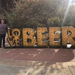Foto de Budweiser Brewery Experience