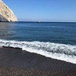 Kamari Beach صورة فوتوغرافية
