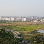 Ranchi City View from Jagannath Temple