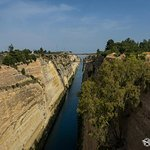 Photo of Corinth Canal