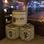 Foto van NOBU (InterContinental Hong Kong)