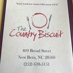 Foto de The Country Biscuit Restaurant