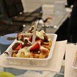 Foto van Waffle Planet
