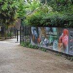 Foto van Menagerie du Jardin des Plantes
