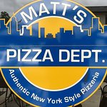Matt's Pizza Dept-Authentic NY Style pizzeria