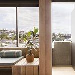 The Urban Terrace Room balcony