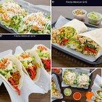 Tacos/burritos/tostadas/quesadillas