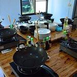 Cooking class/škola vaření