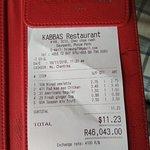 Billede af Kabbas Restaurant