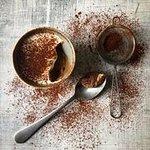 Chocolate Mousse, salted caramel, vanilla cream, honeycomb & biscuit