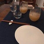 Restaurant Flat Three Foto