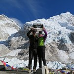 Everest Base Camp 5.380 mt.