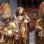 ook beelden voor kerken werden ontworpen door Cuypers