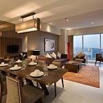 Two Bedroom Apartment - Livingroom