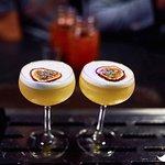 "Cocktails ""PornStar Martini"""
