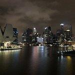 Фотография Сингапурское колесо обозрения Flyer
