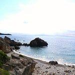 Una delle spiagge più belle di Monte Argentario
