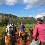 Unterwegs auf dem Rücken der Pferde