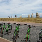 Tour Bici en los Menhires