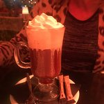 Boden, Aussicht und Irish Coffee