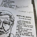 Фотография La Bodeguita Del Medio