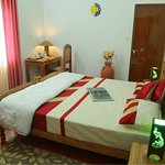 Double delux twin bed room