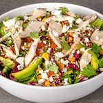 Seasonal Quinoa & Corn Salad