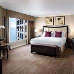 Stanley Park Suite Master Bedroom