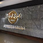 Foto van Hard Rock Cafe Johannesburg