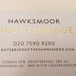 Hawksmoor Knightsbridge Foto