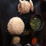 Love the Hainan Chicken
