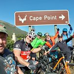 on our way to Cape Point