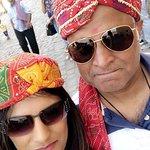 Bilde fra India Taj Mahal Journey