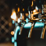 This is our tap where you can find domestic craft beer. Cheers!
