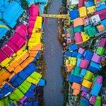Foto de Jodipan Colorful Village