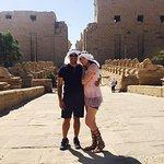 Entrance to Karnak Temple