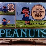 Peanuts The Complete Peanuts by Charles Schulz 1955-1956 En ingles Prologo de Matt Groening