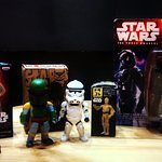 Figuras coleccionables de Star Wars
