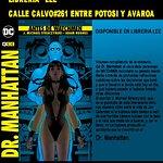 Dr. Manhattan / Antes de Watchmen DC Cómic en español