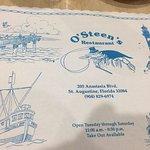 Billede af O'Steen's Restaurant